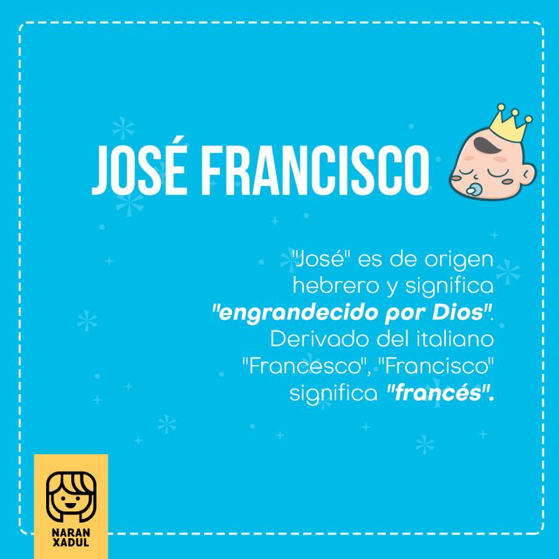 Significado de José Francisco
