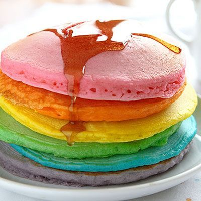 Hot Cakes colores